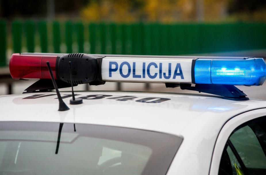 Rytinis policijos reidas