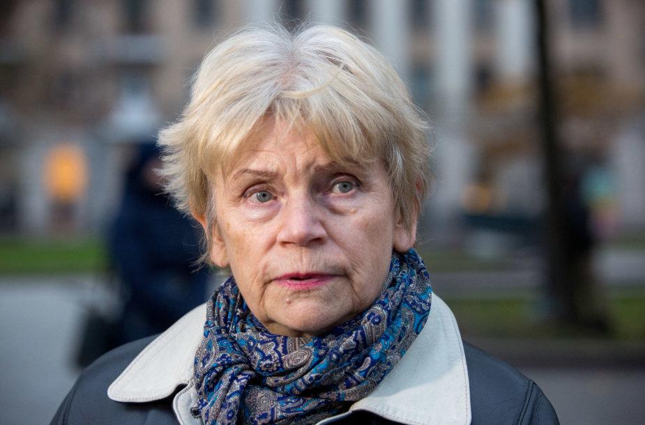 Lietuvos gyventojų genocido ir rezistencijos tyrimo centro vadovė Teresė Birutė Burauskaitė