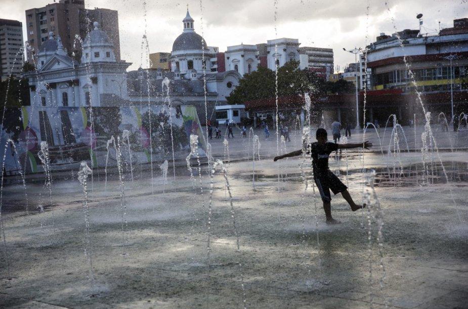 Venesuelos kasdienybė