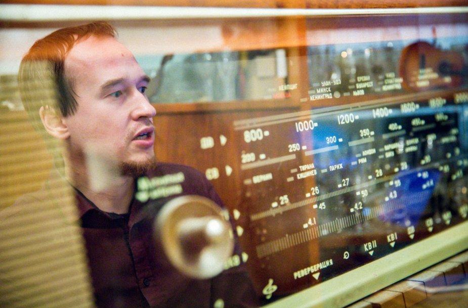 Kompozitorius Mykolas Natalevičius