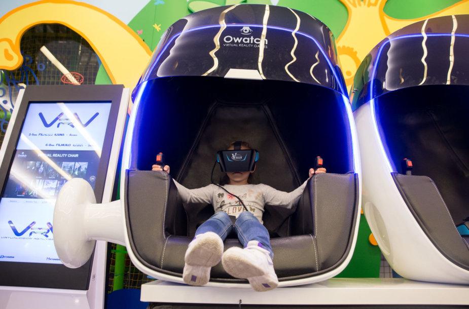 Virtualius pasivažinėjimas