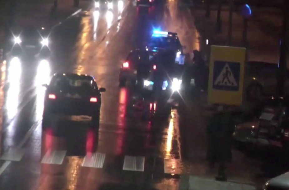 Kauno policija ieško įvykio liudininkų