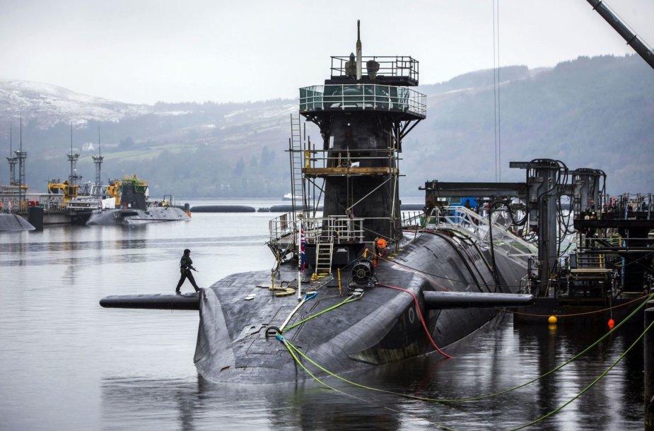 """Povandeninis laivas """"HMS Vigilant"""""""