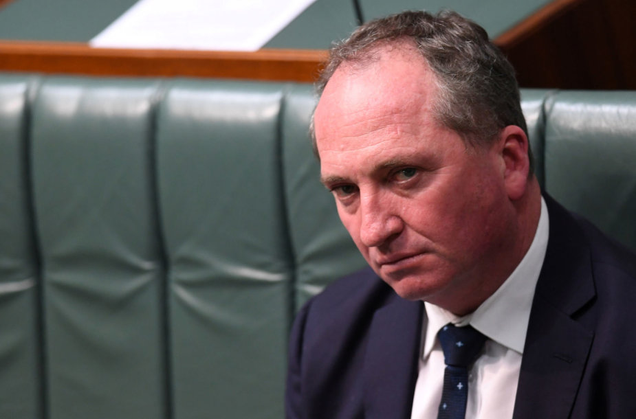 Barnaby Joyce'as