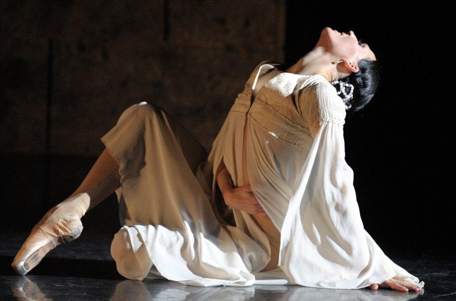 Beatos Molytės - Kulikauskienė flamenko interpretacijos
