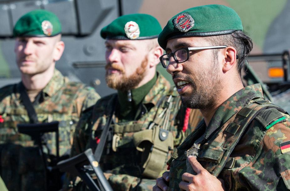 Lietuvos narystės NATO jubiliejaus išvakarėse – premjero S.Skvernelio vizitas Rukloje