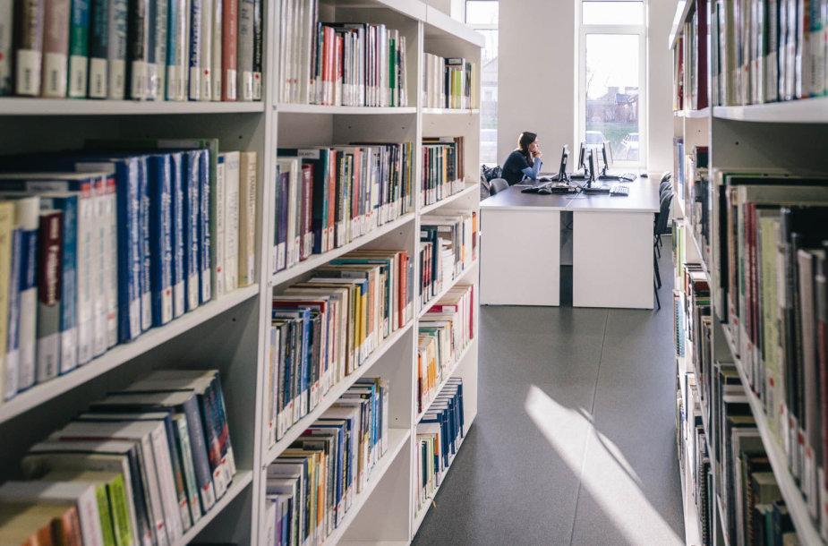 VDU TF biblioteka