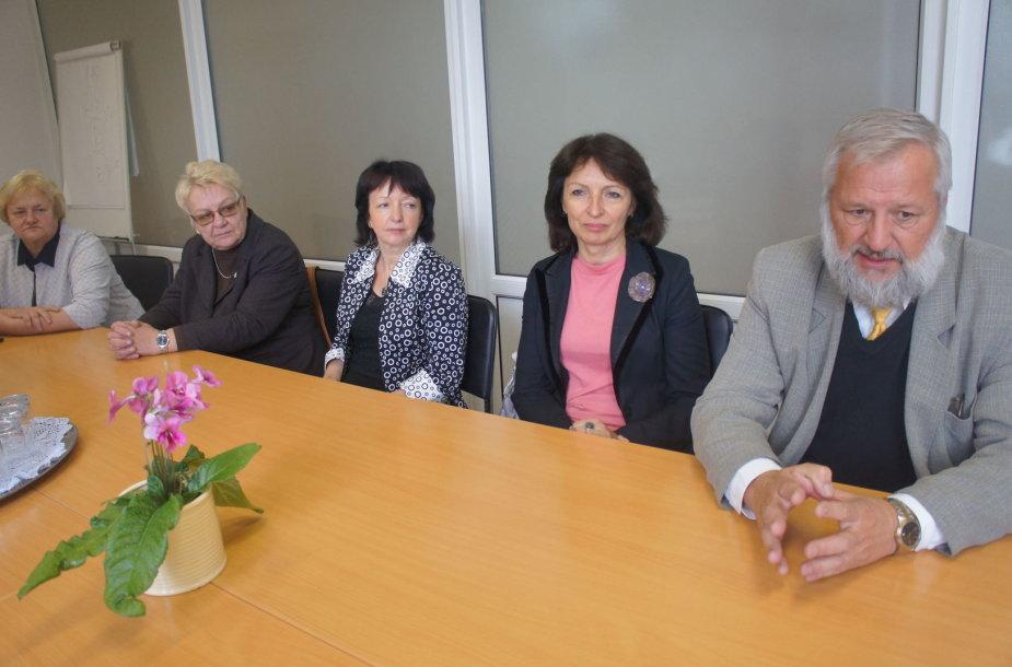 Respublikinės Šiaulių ligoninės Psichiatrijos klinikoje žmogaus teisės nepažeidžiamos