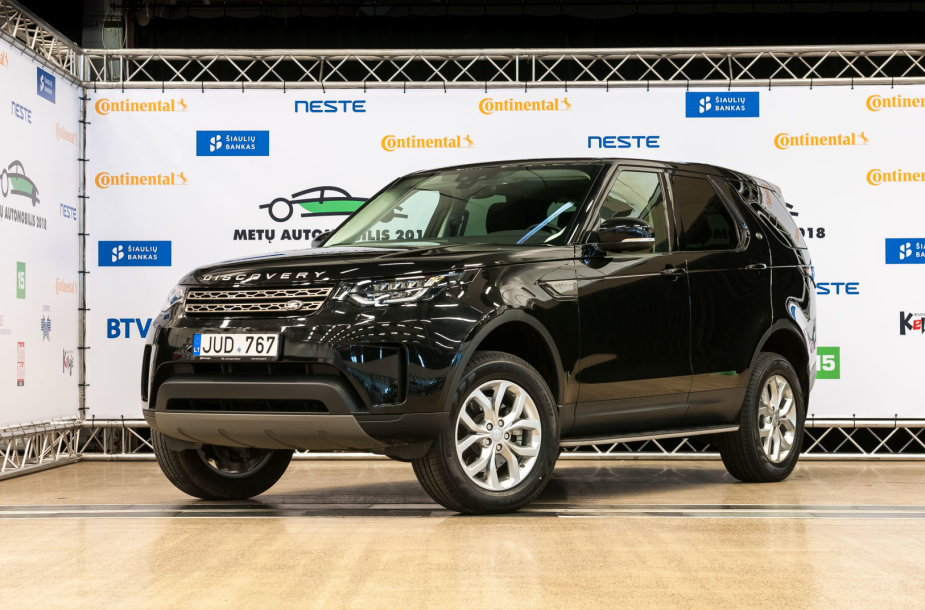 """""""Land Rover Discovery"""""""