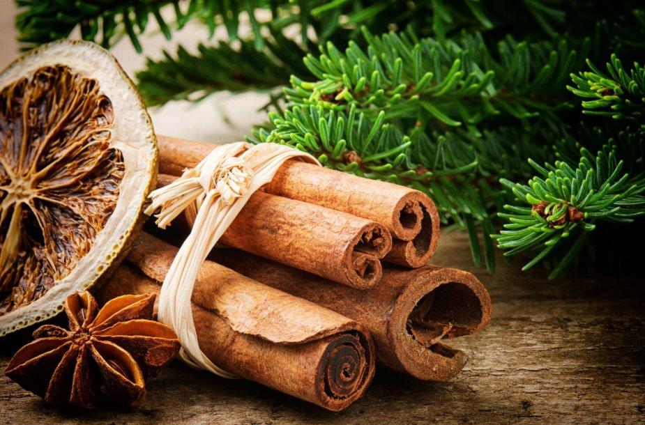 Kalėdų kvapas