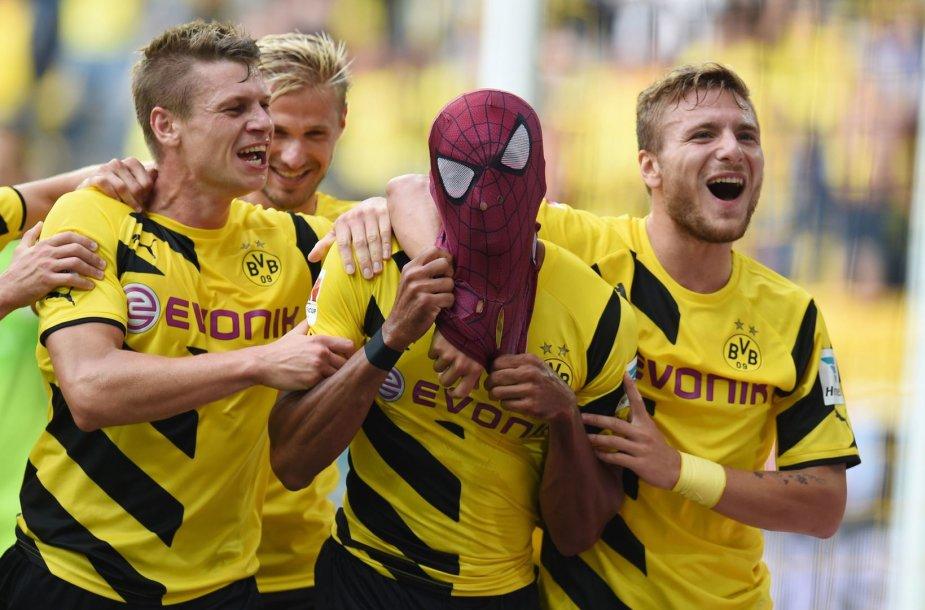 """Borussia"" futbolininkai iškovojo Vokietijos Supertaurę"