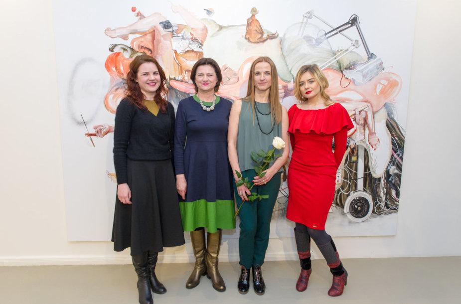 Sonata Baliuckaitė, Diana Stomienė, Monika Furmana, Lina Buividavičiūtė