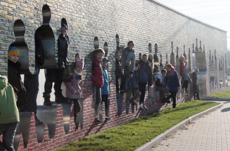 Vaikai iš Ukrainos Lietuvoje