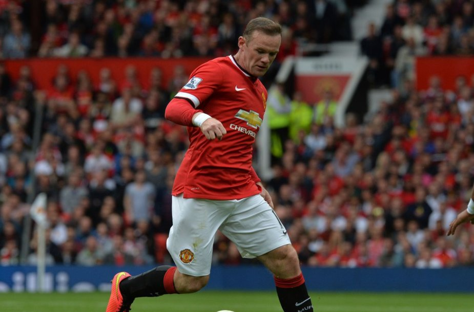 Wayne'as Rooney