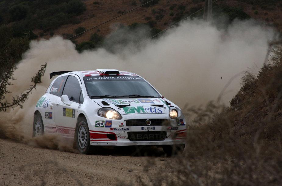 """""""Fiat Grande Punto Abarth S2000"""""""