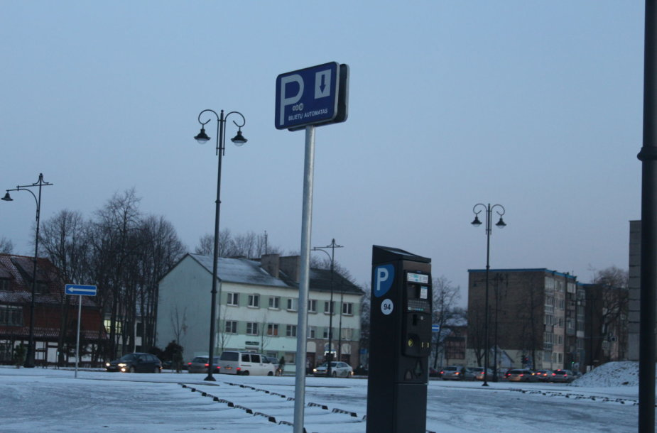 Parkomatas