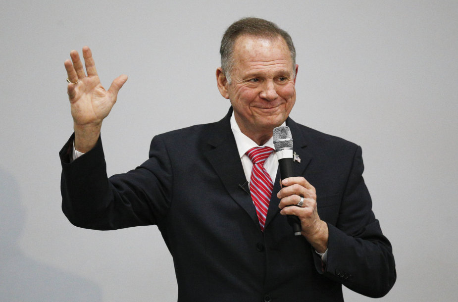 Roy Moore'as