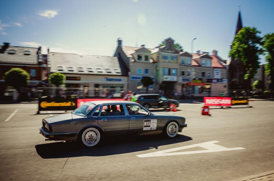 Istorinių automobilių ralis