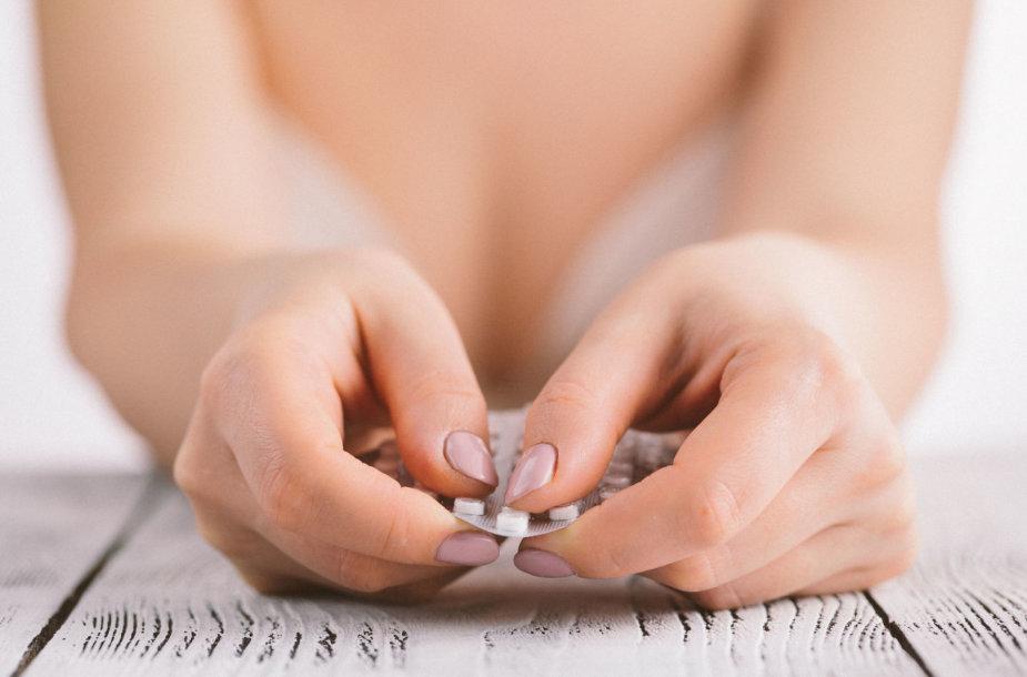 Kontraceptinės tabletės