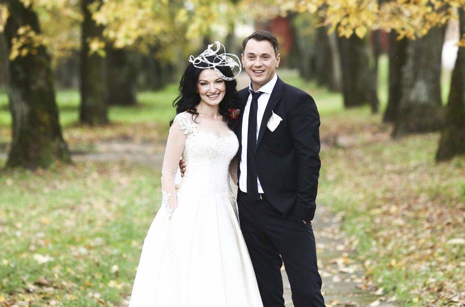 Viktorija Jakučinskaitė ir Vitalijus Jančenkovas