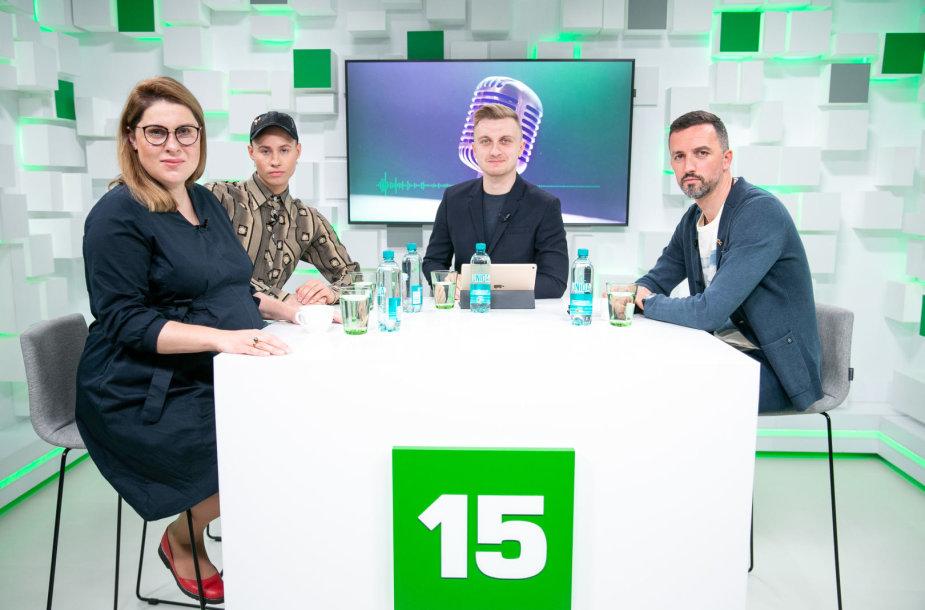 """""""Eurovizijos"""" apžvalga"""