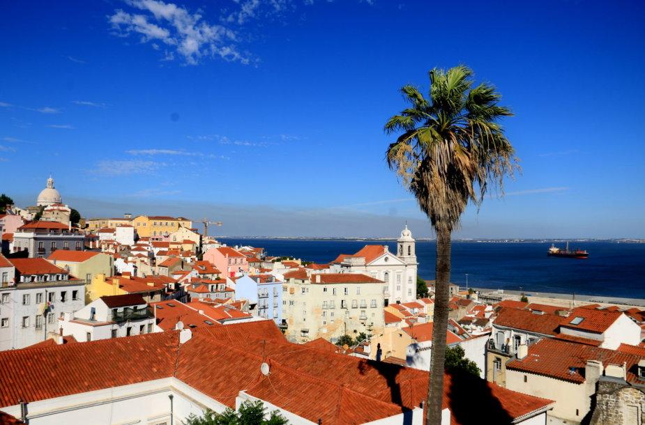 Kelionė Portugalijoje