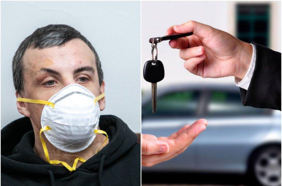 Almanto Ibragimovo byla atskleidė banalius mašinvagysčių užkulisius