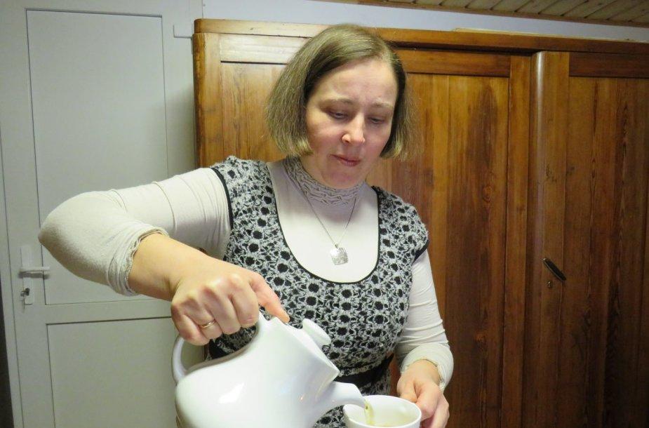 Žolininkė Jūratė Rutkauskienė