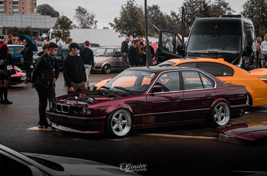 BMW E34 V12