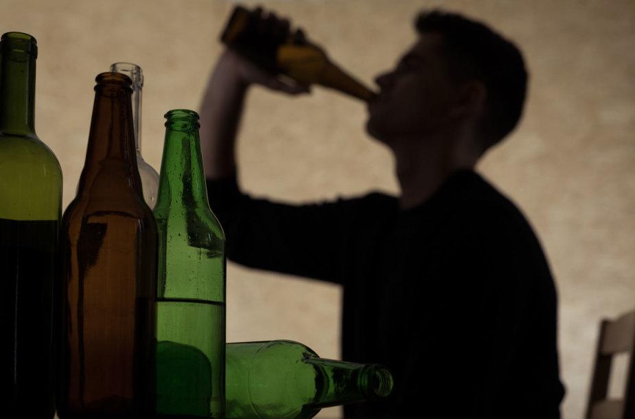 Alkoholio vartojimas