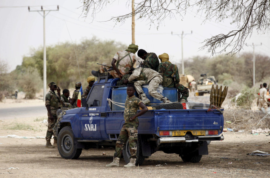 Čado kariai