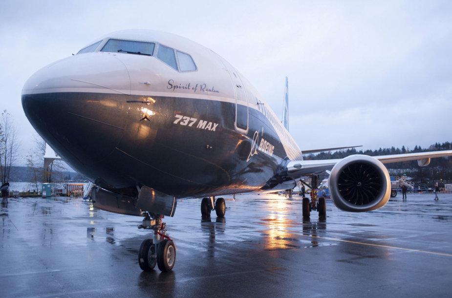 """Boeing 737 MAX"""