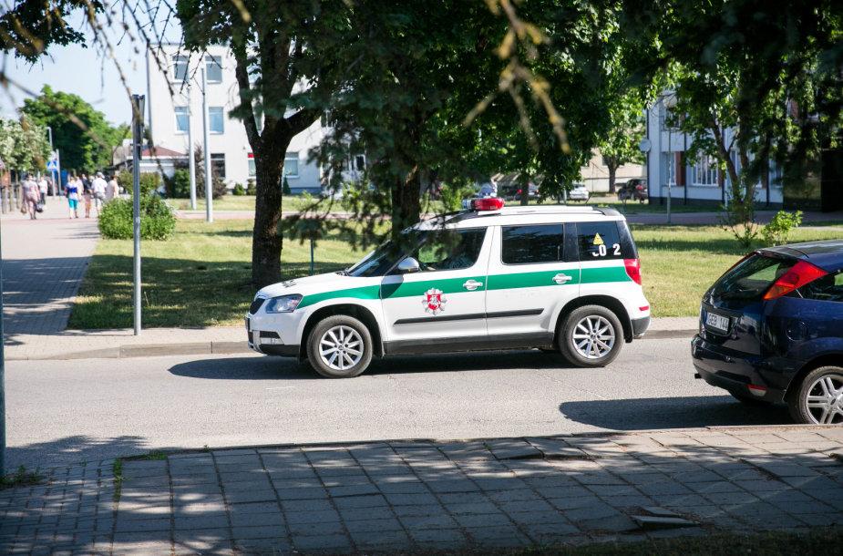 Šalčininkų rajono policijos komisariatas