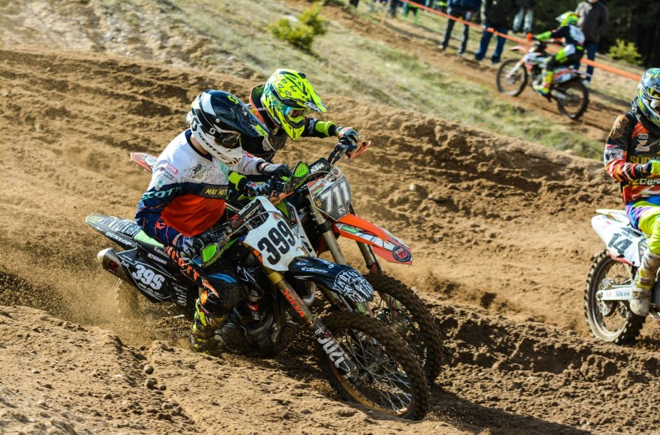 Lietuvos motokroso čempionato pirmasis etapas