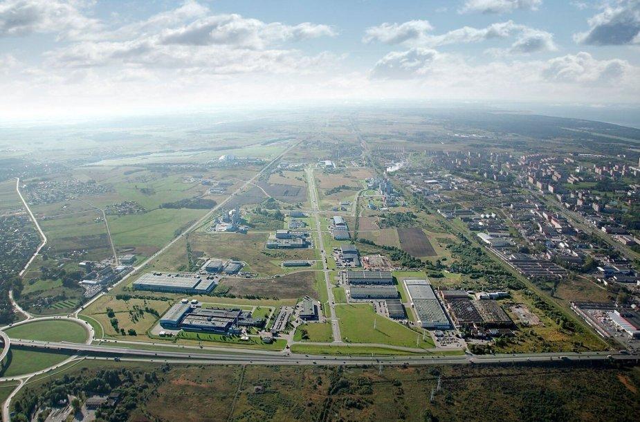 Klaipėdos laisvoji ekonominė zona