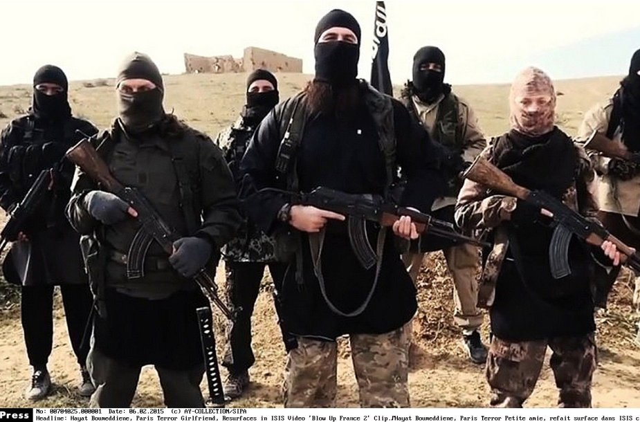 IS džihadistai