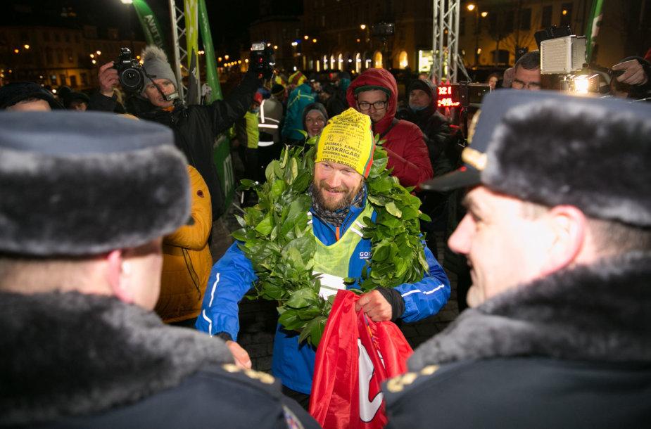 Aidas Ardzijauskas pasiekė finišą