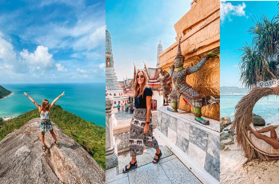 Aistės įspūdžiai iš Tailando (II dalis)