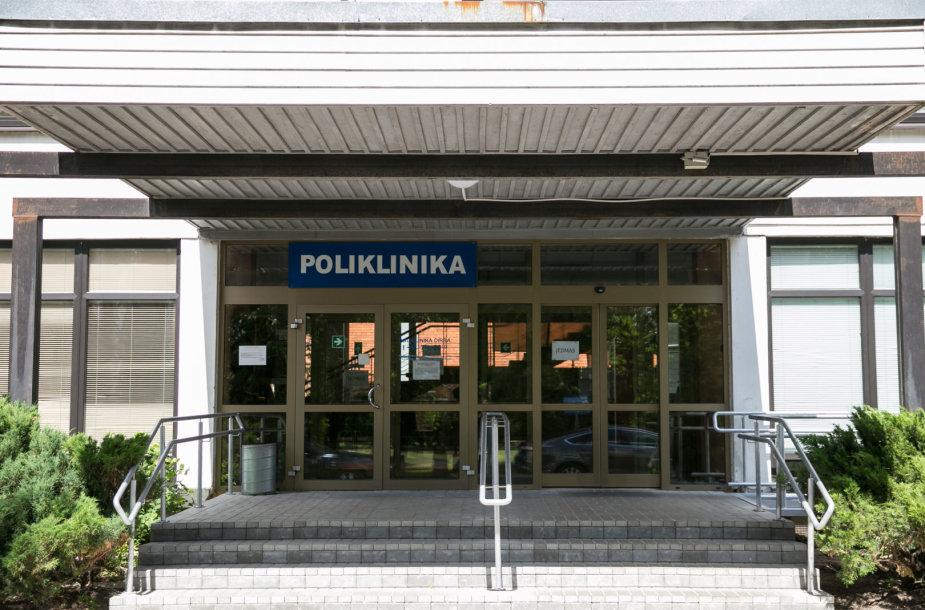 Vilniaus miesto klinikinės ligoninės Antakalnio filialas