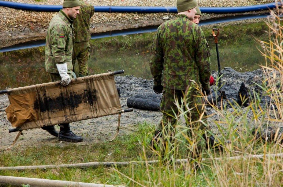 Prie Jūrų muziejaus rasta sprogmenų