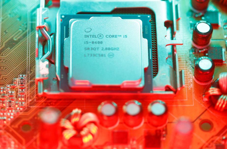"""Aštuntosios kartos """"Intel Core i5"""" procesorius"""