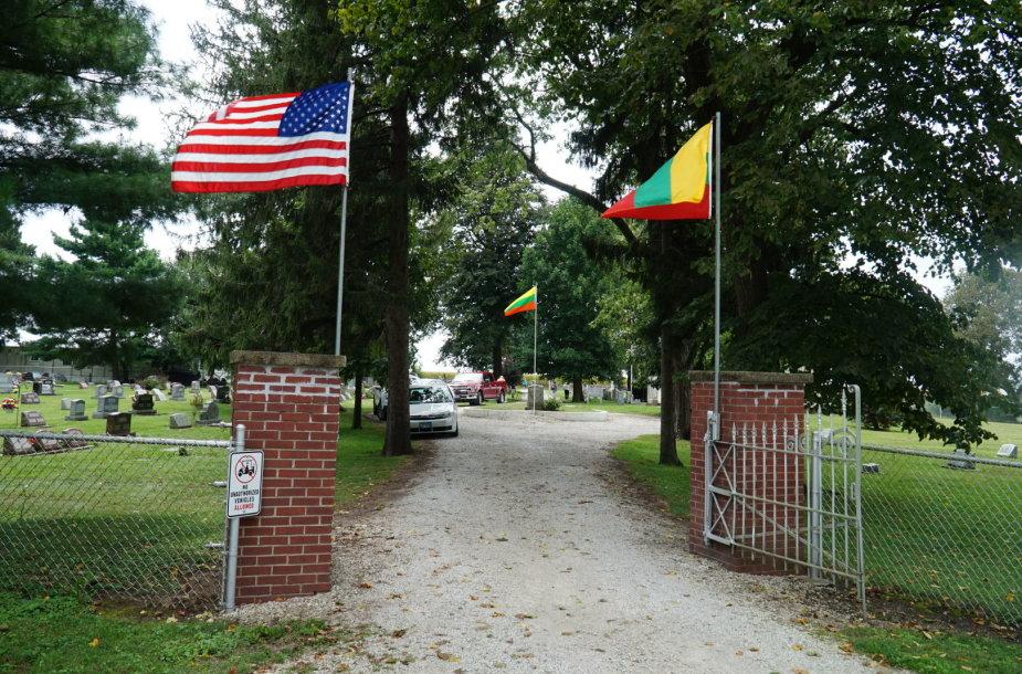 Lietuvių kapinės Westville