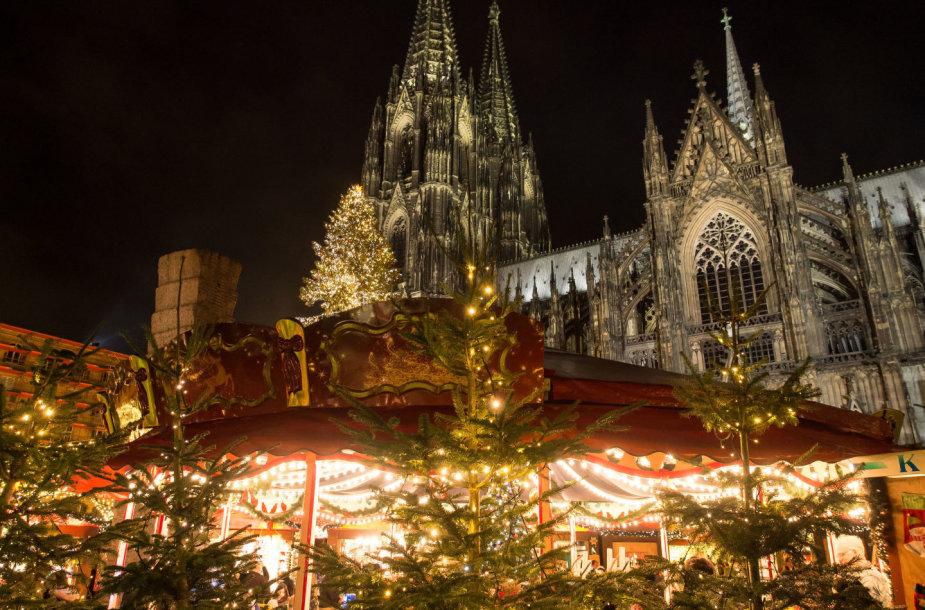 Kalėdos Kelne