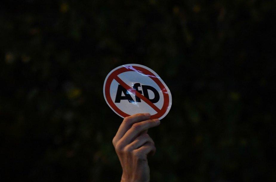 Protestas prieš AfD