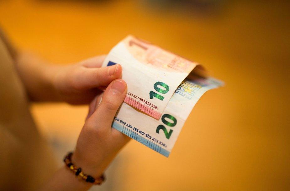Vaiko pinigai