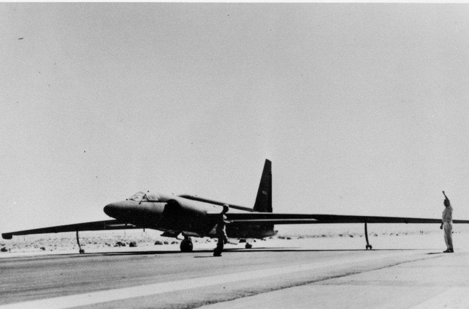 """Žvalgybos lėktuvas """"Lockheed U 2"""""""