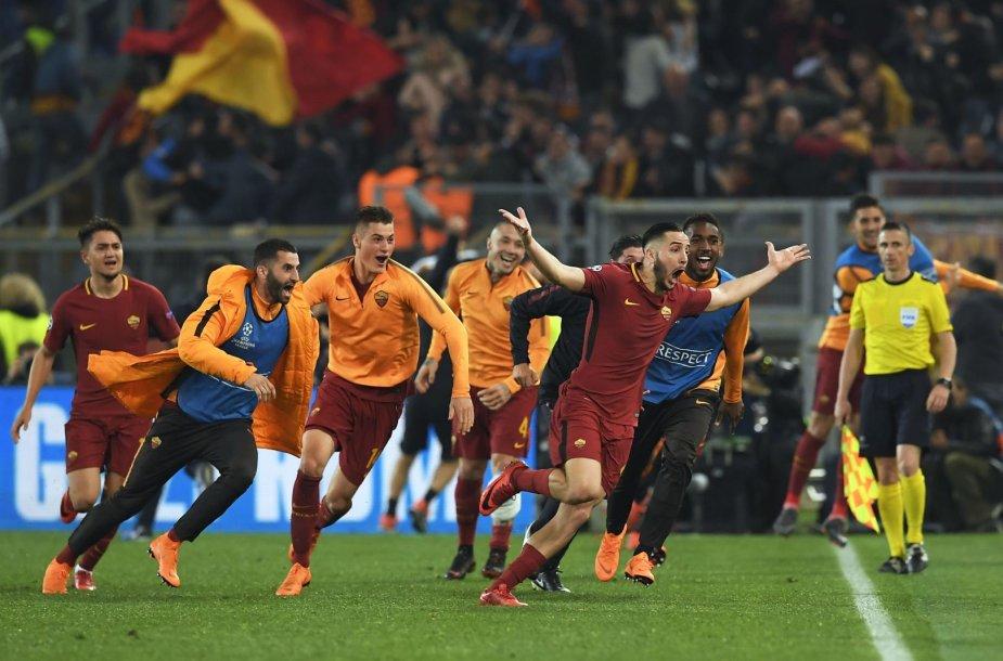 """""""Roma"""" – """"Barcelona"""""""