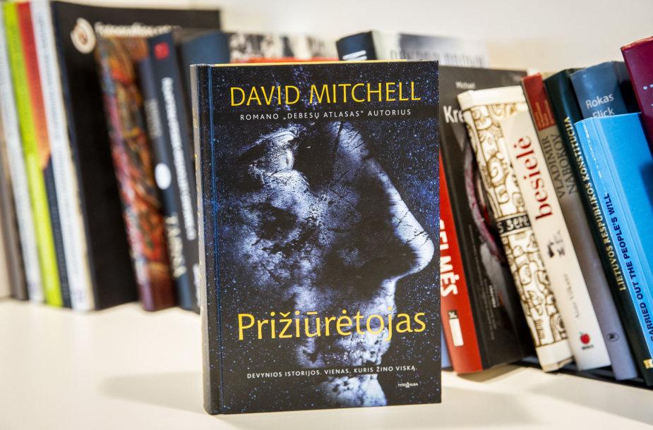 """Davido Mitchello knyga """"Prižiūrėtojas"""""""