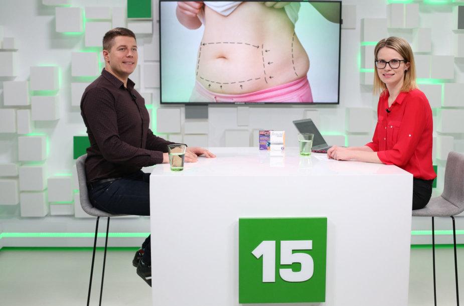 Darius Bagdanavičius ir Indrė Pepcevičiūtė