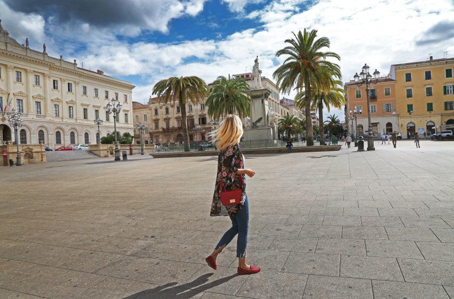 Kelionė po Sardiniją